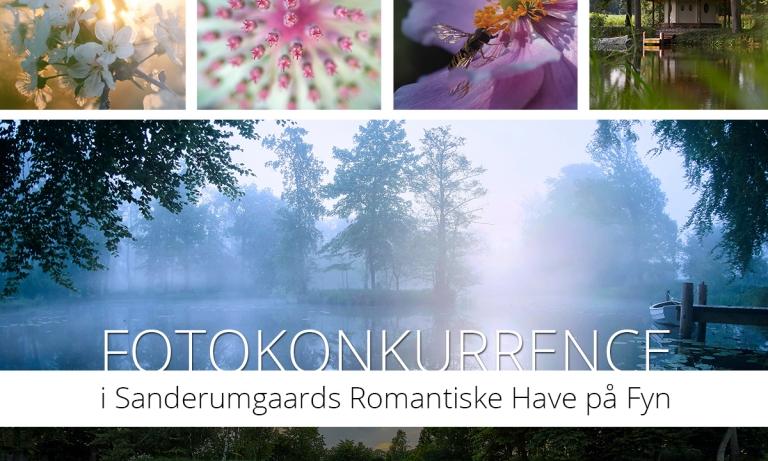 Fotokonkurrence i Sanderumgaards Ro...