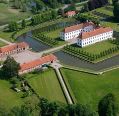 The Baroque Park at Clausholm Castle