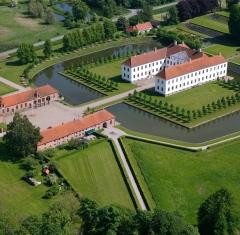 Barokparken på Clausholm Slot